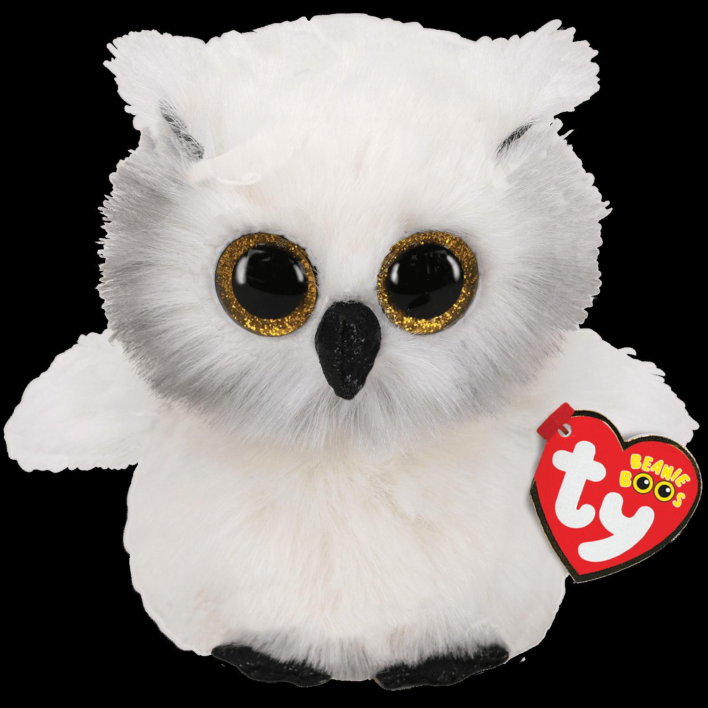 Austin - White Owl