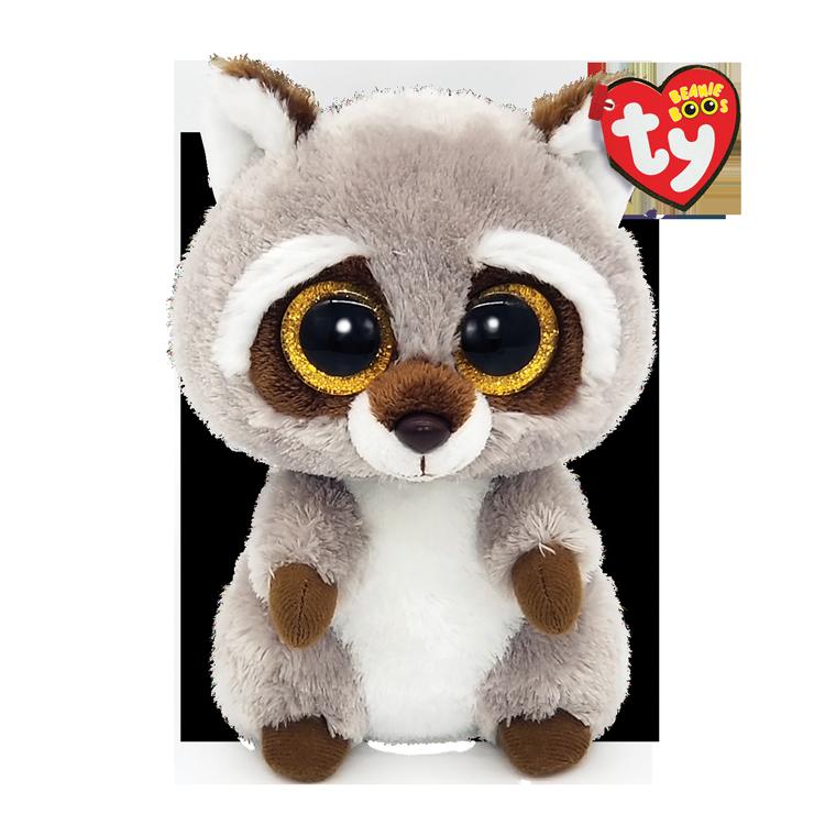 Oakie - Brown Raccoon
