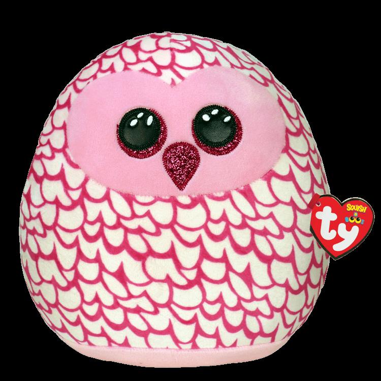 Pinky - Pink Owl