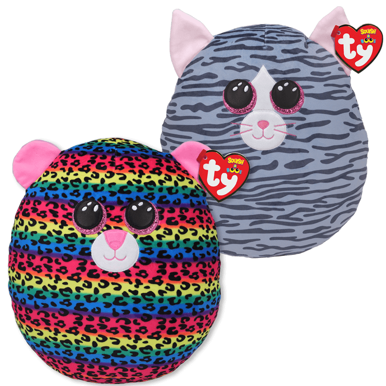 Kiki and Dotty Bundle - Large Squish A Boos