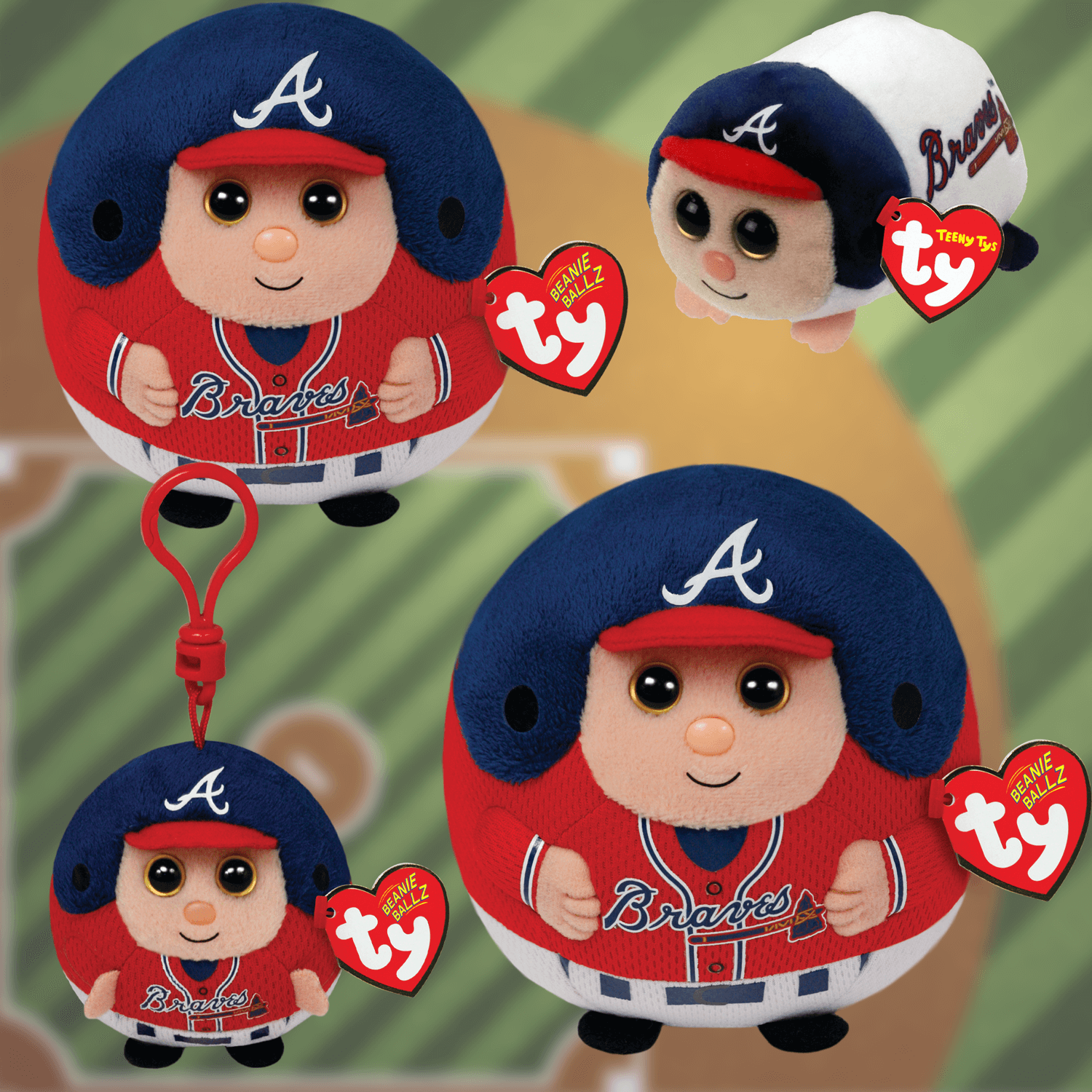 Atlanta Braves MLB - Home Run Bundle