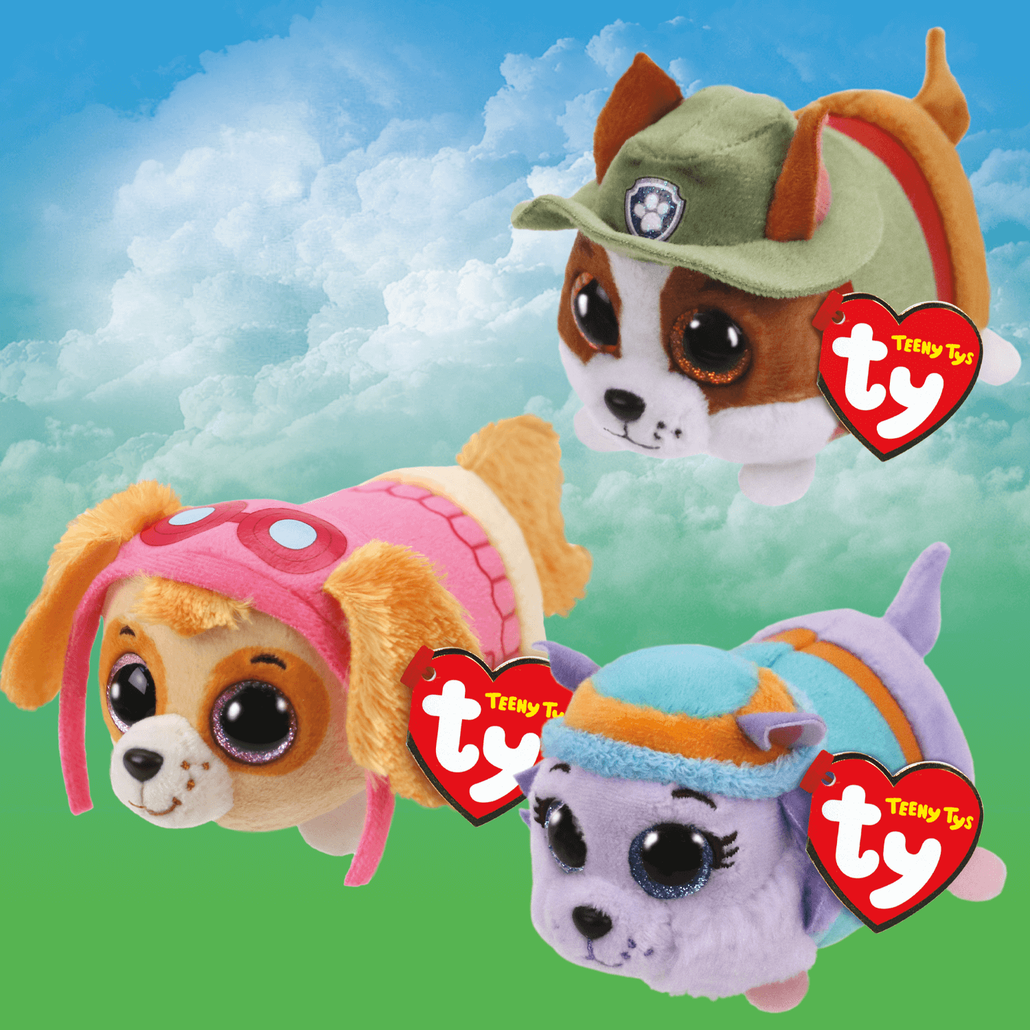Rescue Bundle - Teeny Ty Paw Patrol