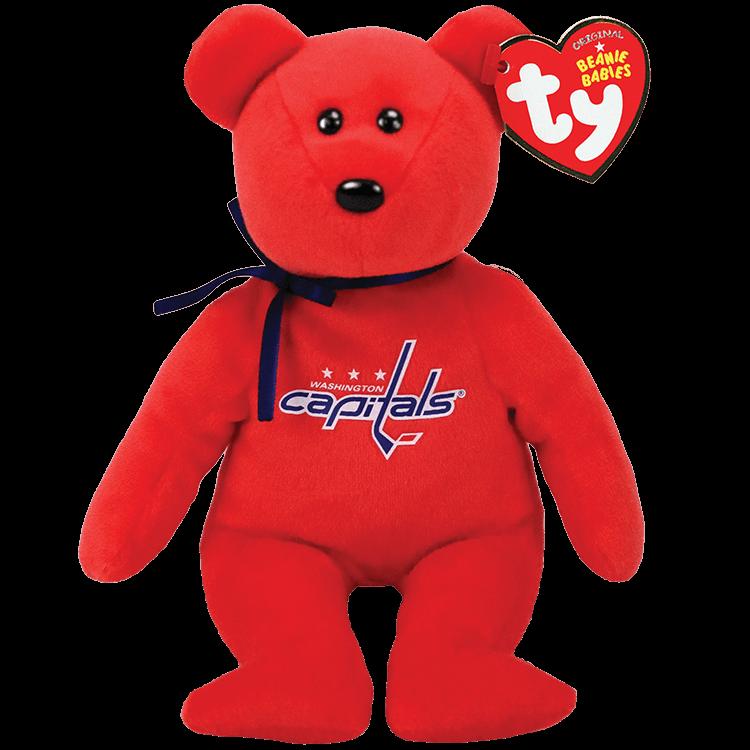 Washington Capitals - NHL Bear