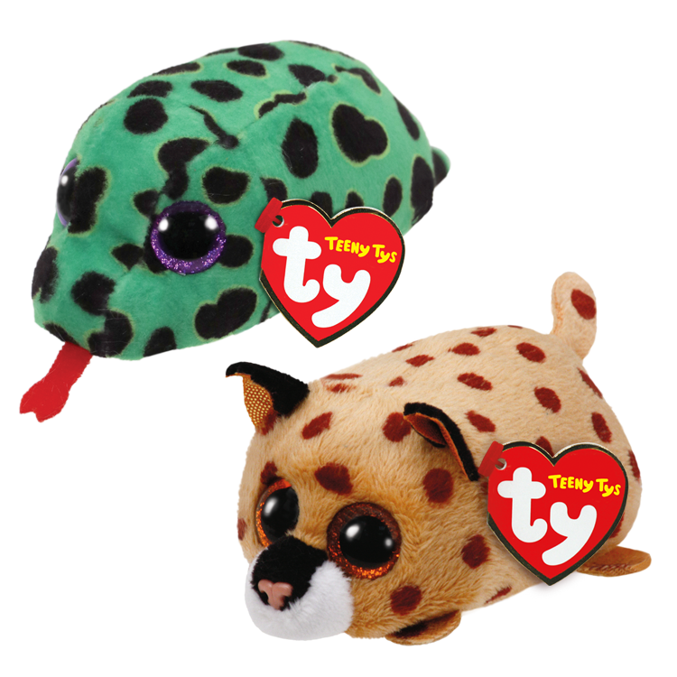 Spotted Duo - Teeny Ty