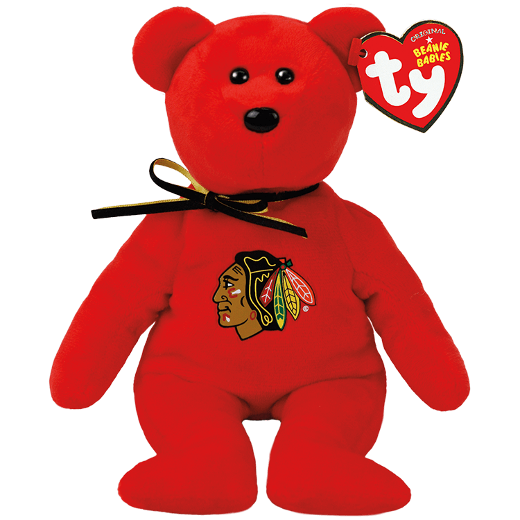 Chicago Blackhawks - NHL Bear