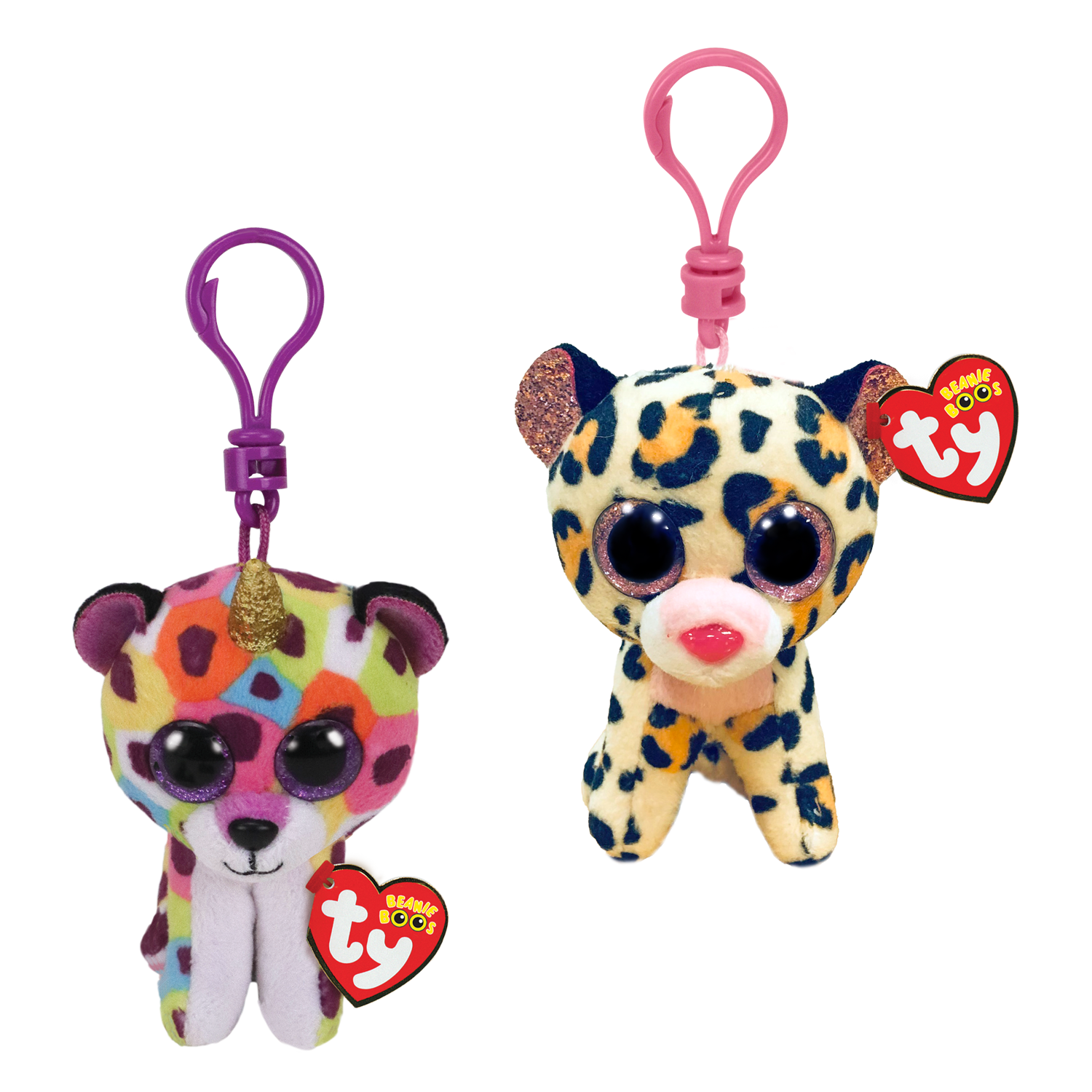 Spotted Bundle - Boo Clips