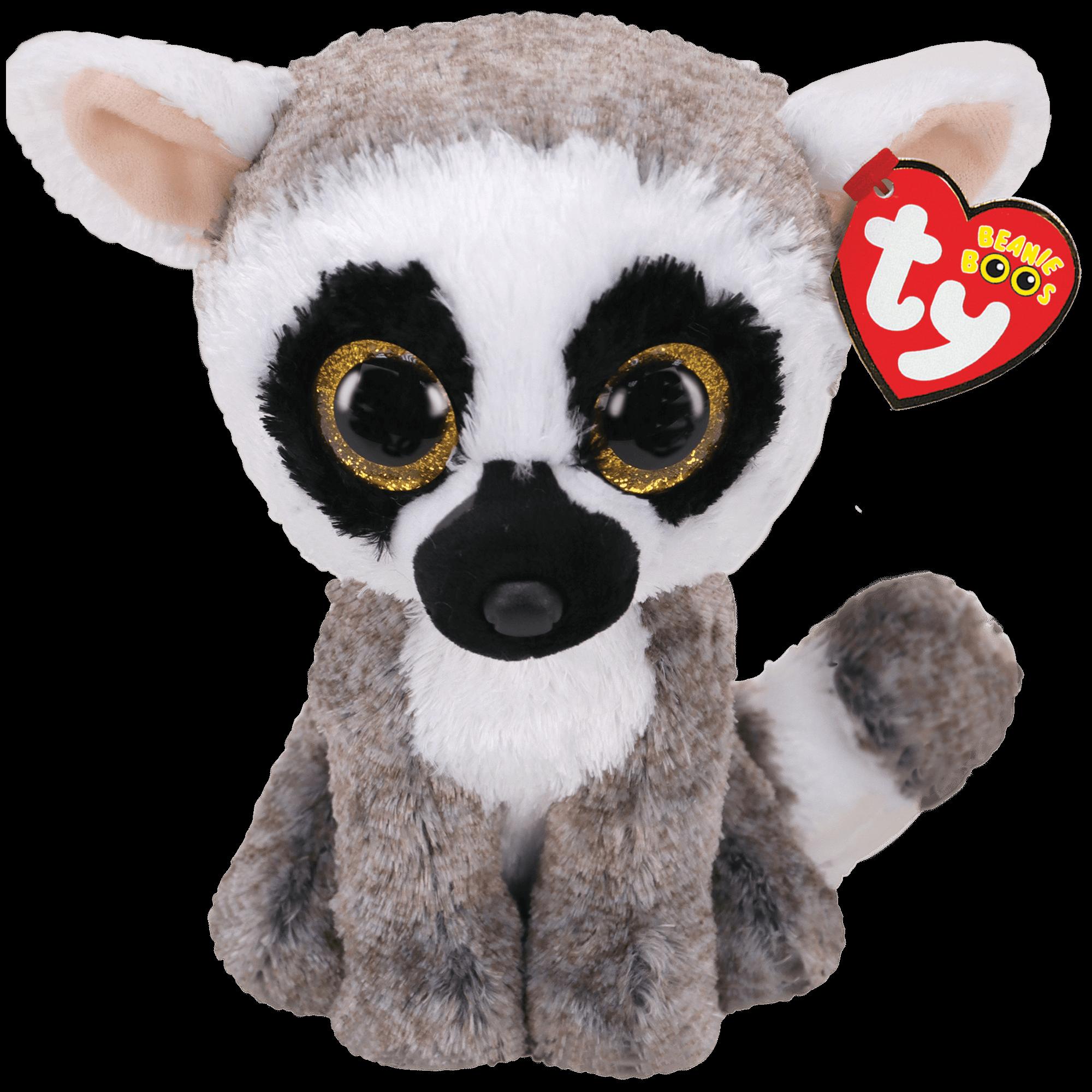 Linus - Grey And White Lemur