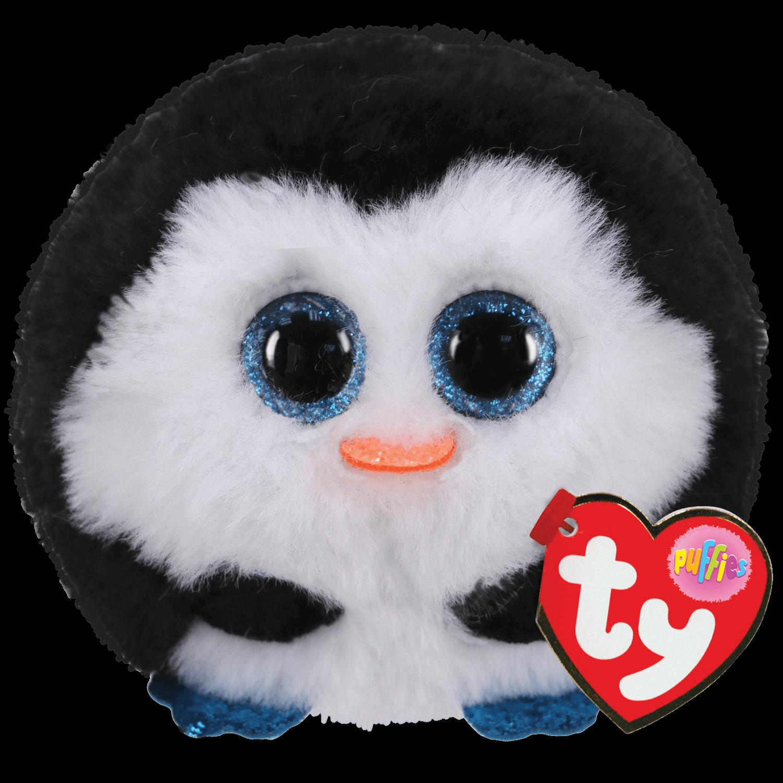 Waddles - Black And White Penguin