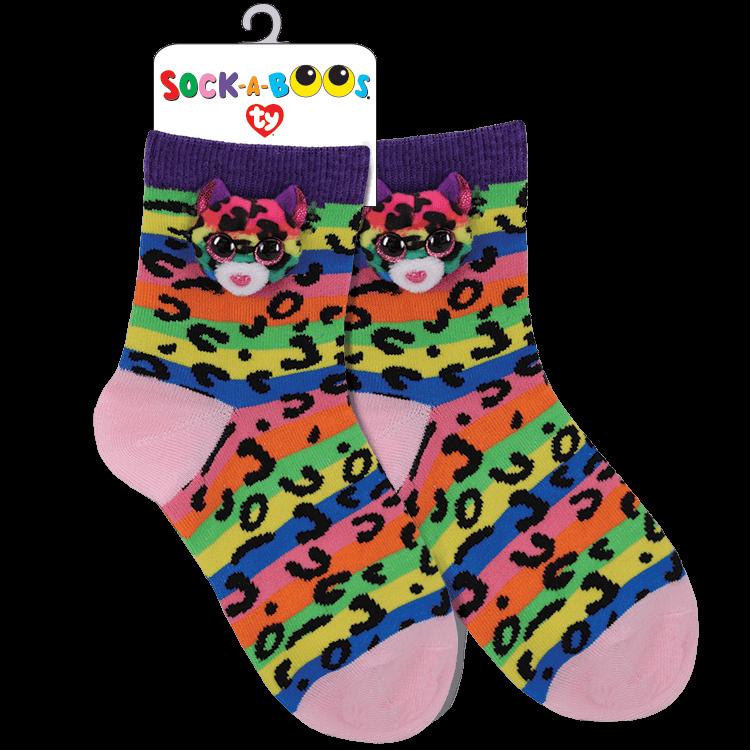 Dotty - Leopard Socks