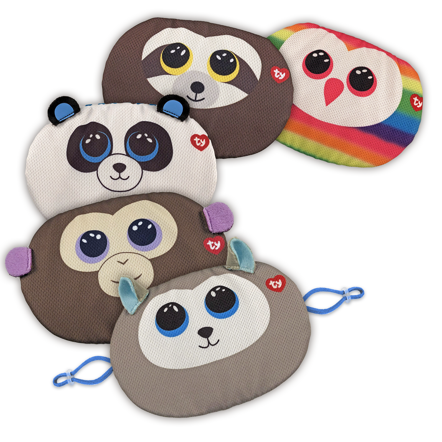 Beanie Boo Mask Bundle - null