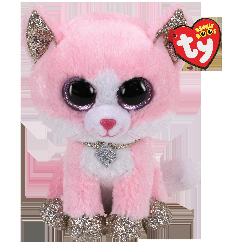 Fiona - Pink Cat