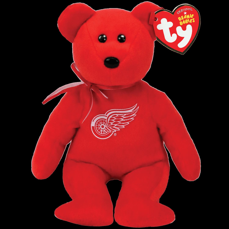 Detroit Red Wings - NHL Bear