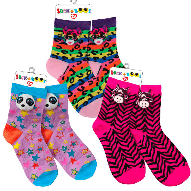 Wildlife Socks Bundle - null