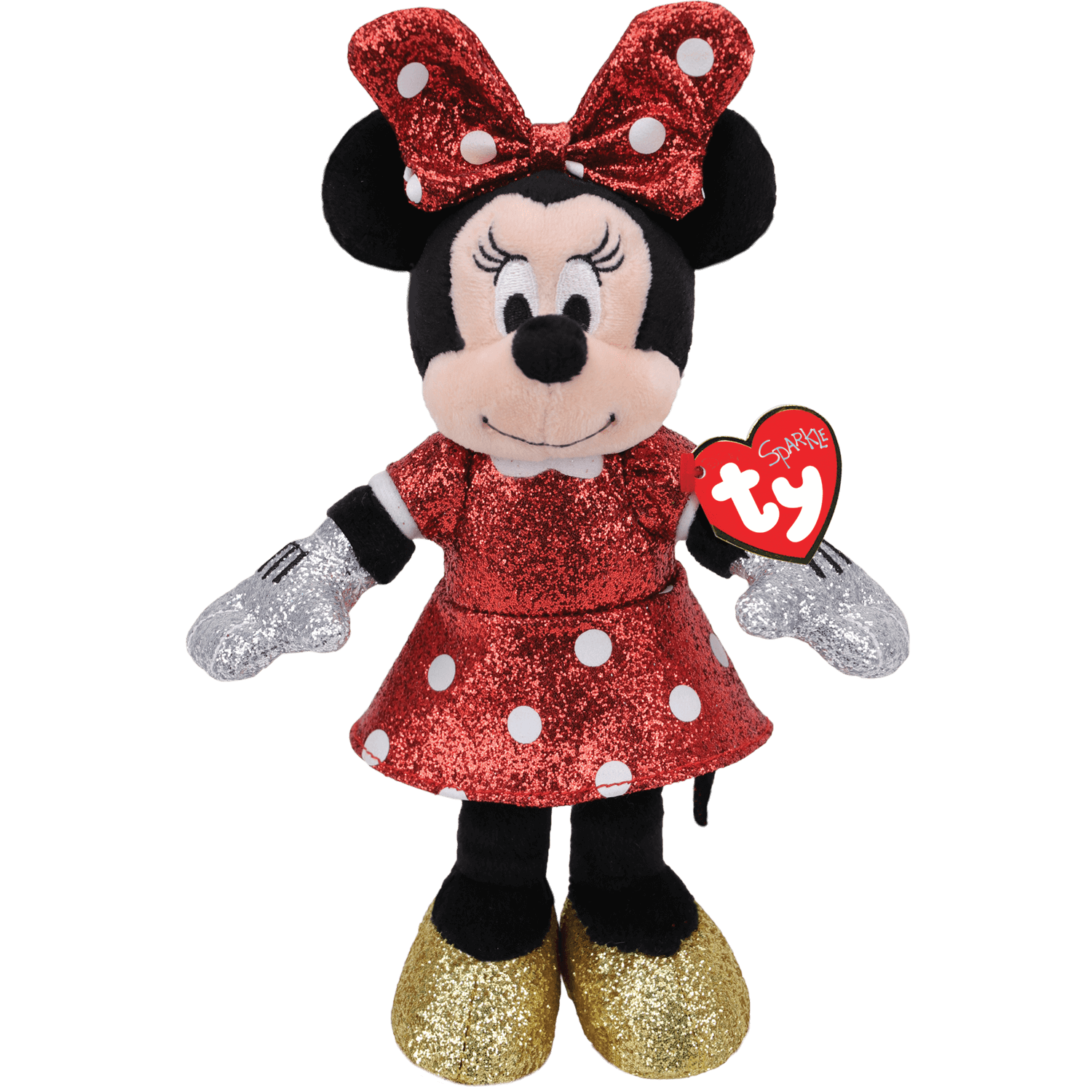 Minnie Mouse - Red Sparkle