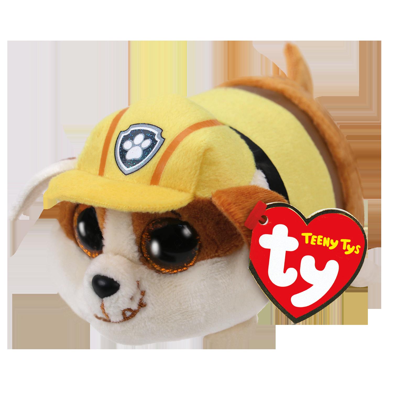 Rubble - Bulldog Teeny Ty From Paw Patrol