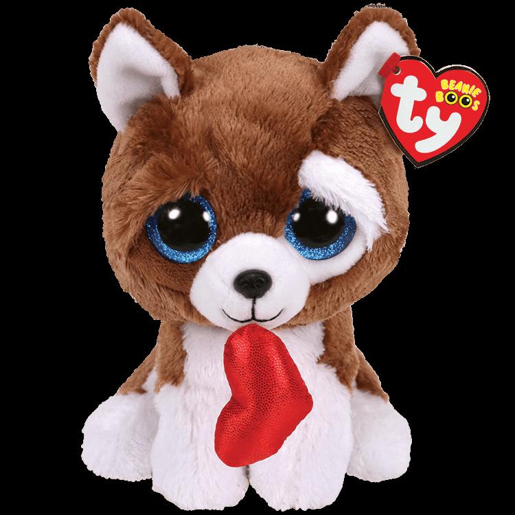 Smootches - Valentine Dog