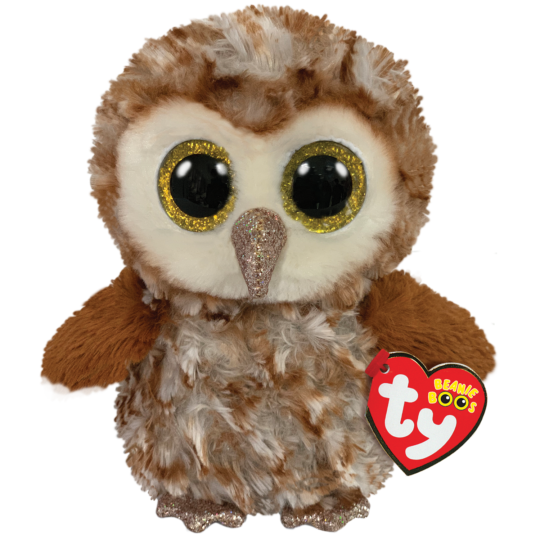 Percy - Brown Tipped Barn Owl Medium