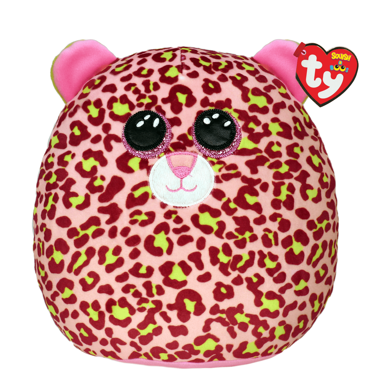 Lainey - Pink Leopard