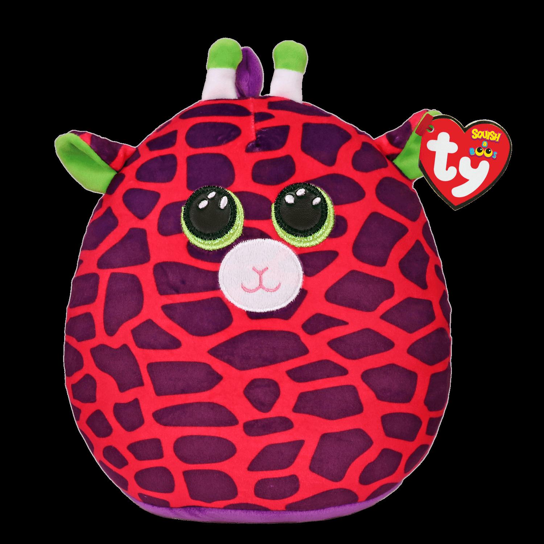 Gilbert - Pink Giraffe Medium