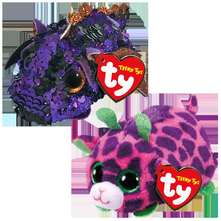 Purple Bundle - Teeny Ty
