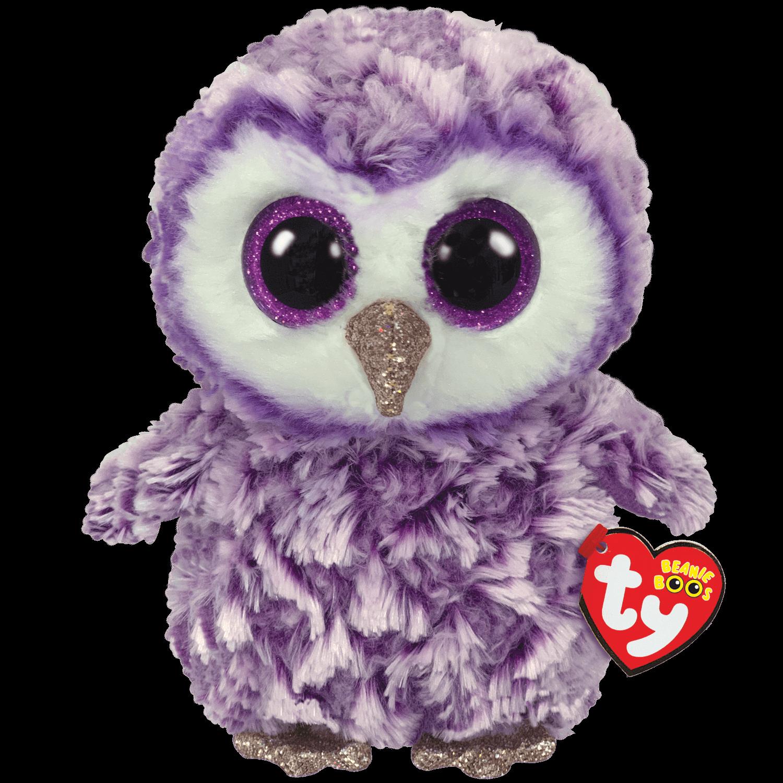 Moonlight - Purple Owl Medium
