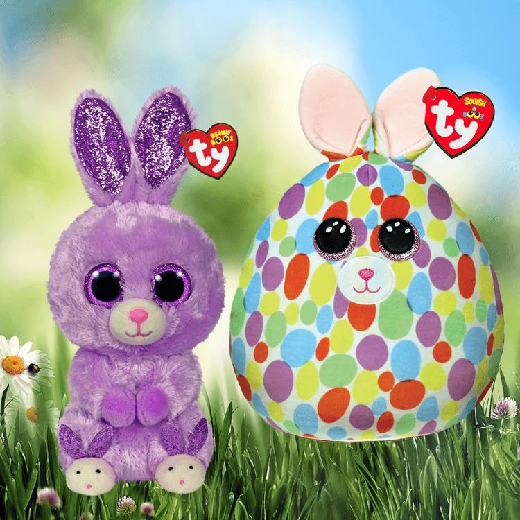 Bunny Bundle - Fuzzy And Bloomy