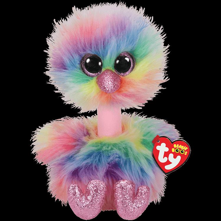 Asha - Ostrich Pastel Medium