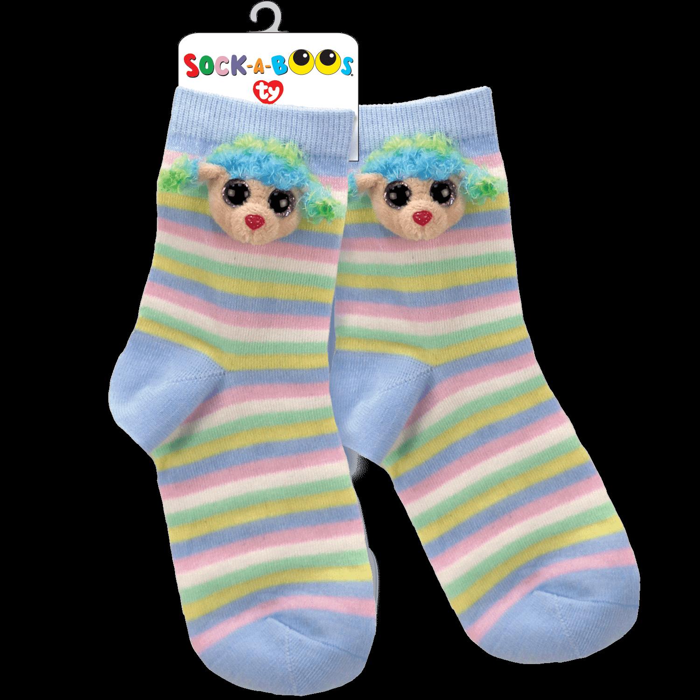 Rainbow - Poodle Socks