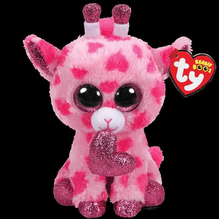 Sweetums - Valentine Giraffe