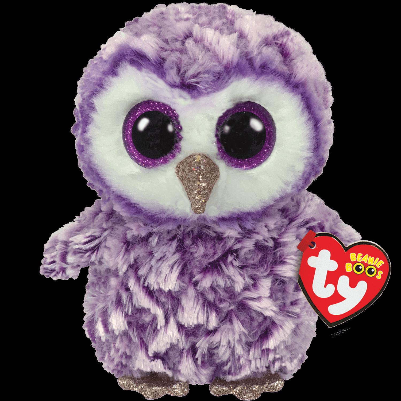 Moonlight - Purple Owl