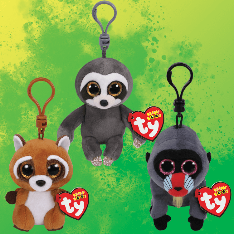 Zoo Bundle - Boo Clips
