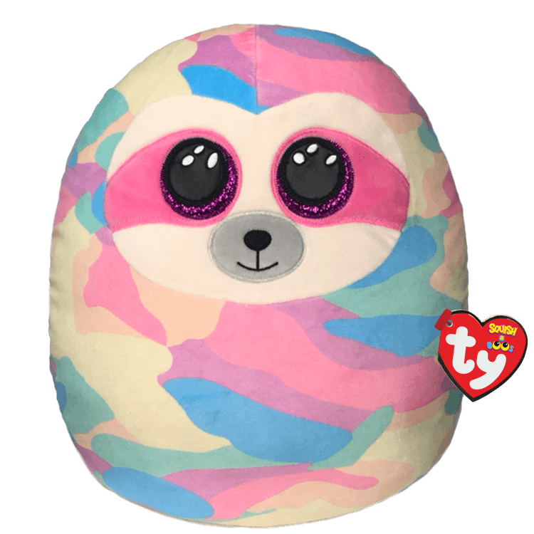 Cooper - Pastel Sloth Large