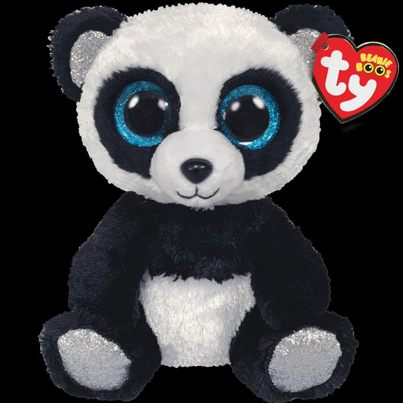 Bamboo - Black And White Panda Medium