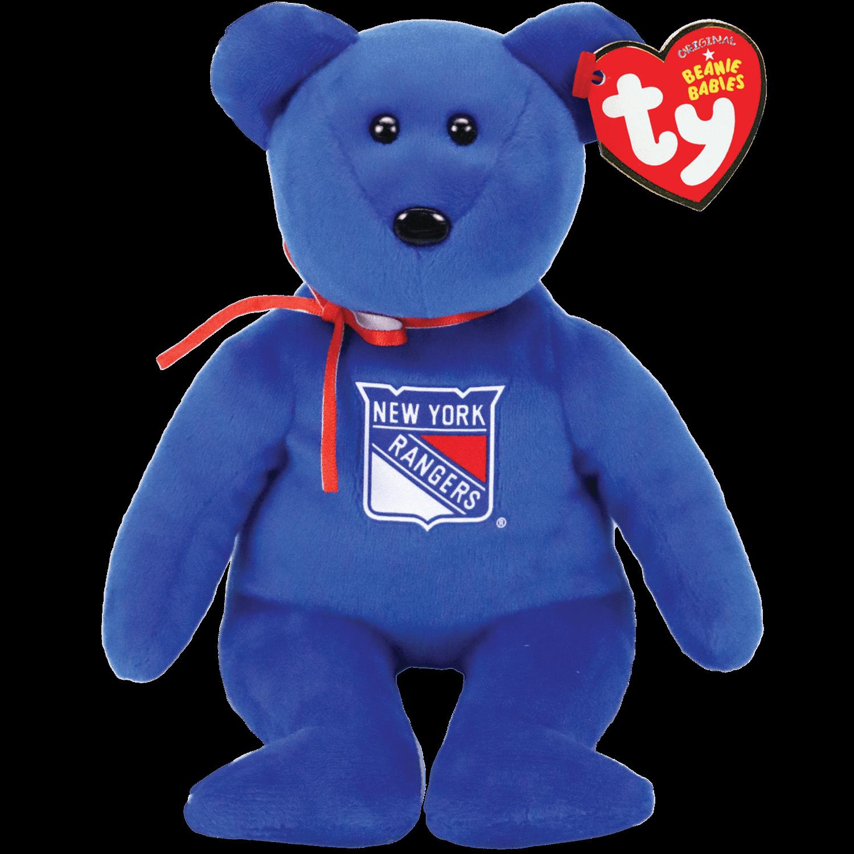 New York Rangers - NHL Bear