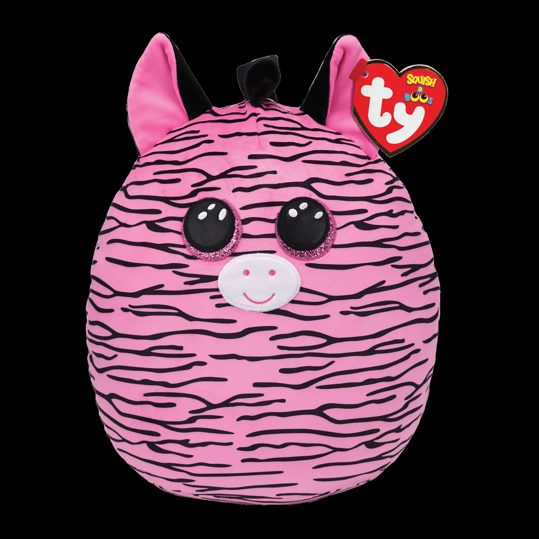 Zoey - Pink And Black Striped Zebra