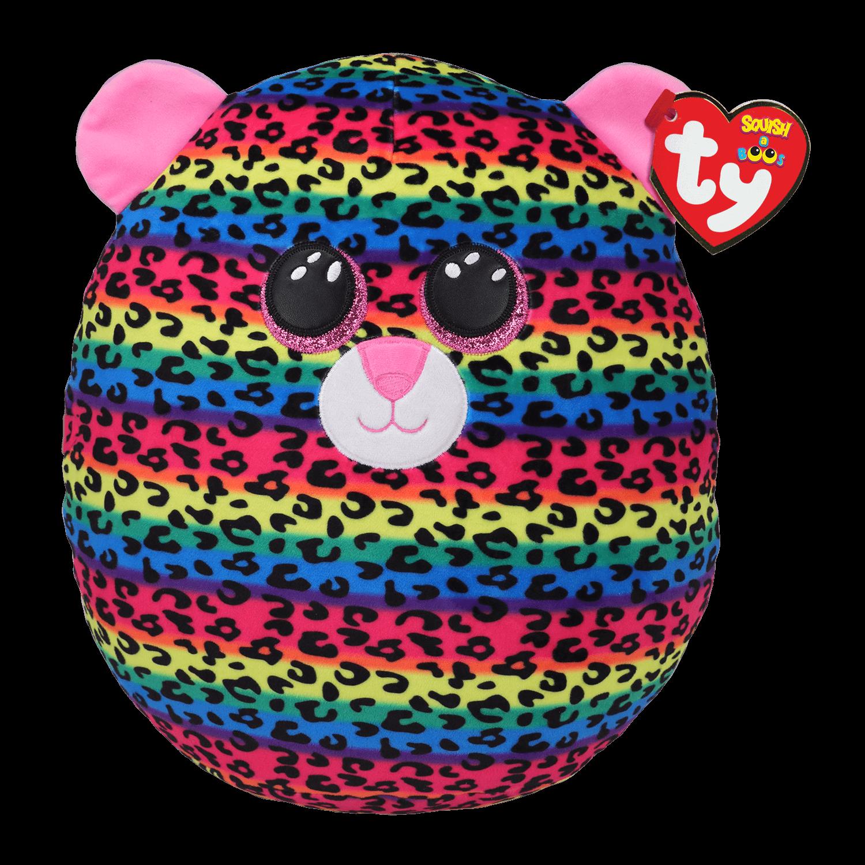 Dotty - Multicolor Leopard Medium