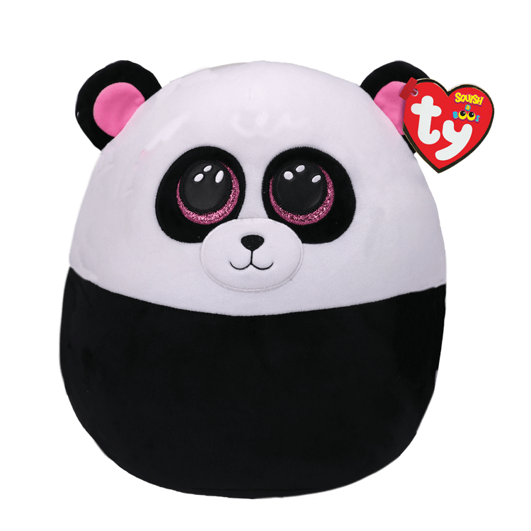 Bamboo - Black And White Panda