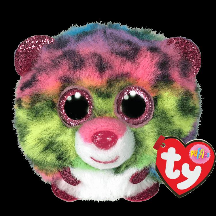 Dotty - Multicolor Leopard