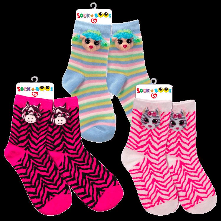 Striped Socks Bundle - null