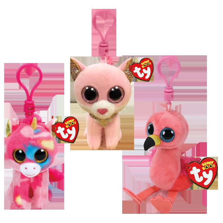 Pretty Pink Bundle - Boo Clips
