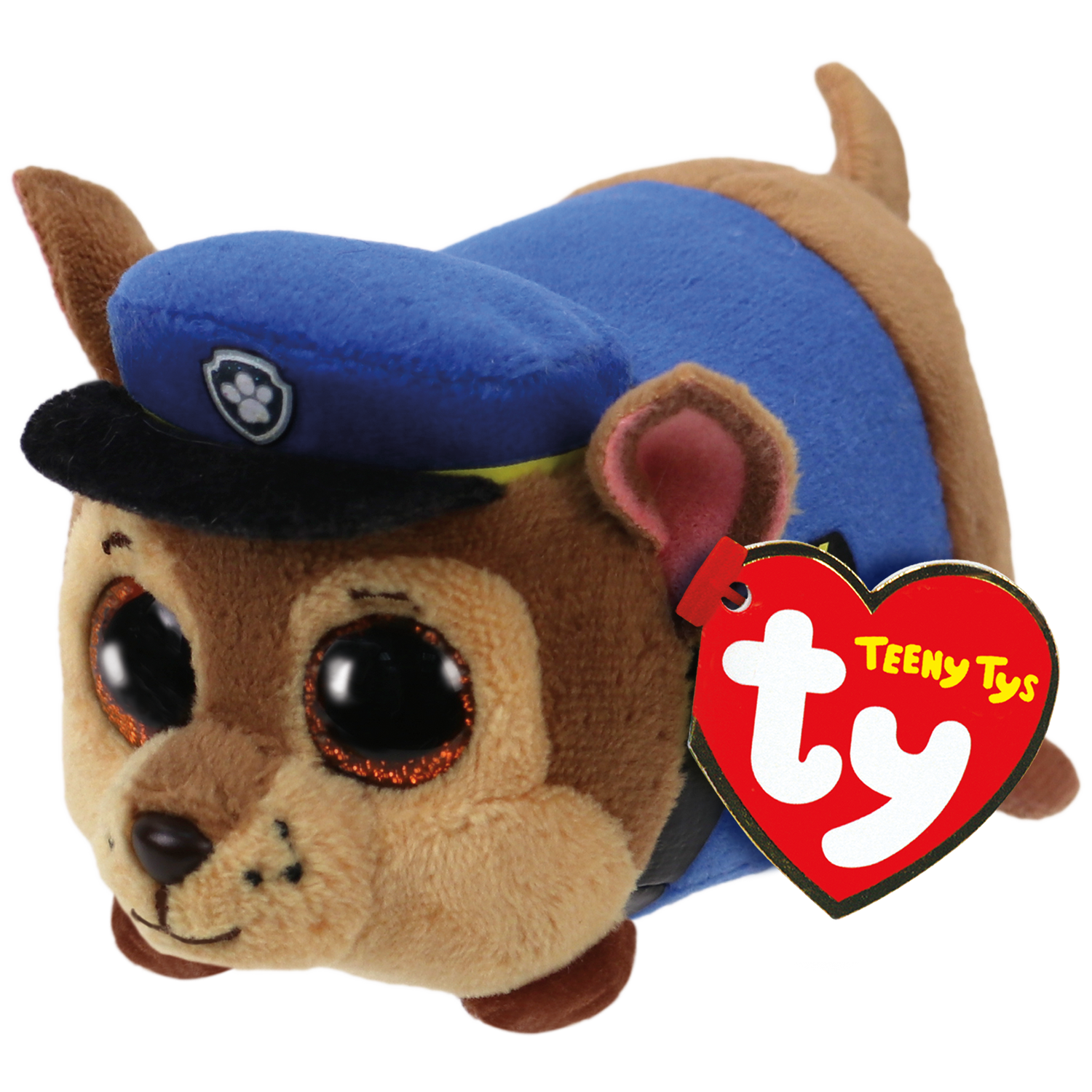 Chase - Shepherd Dog Teeny Ty From Paw Patrol