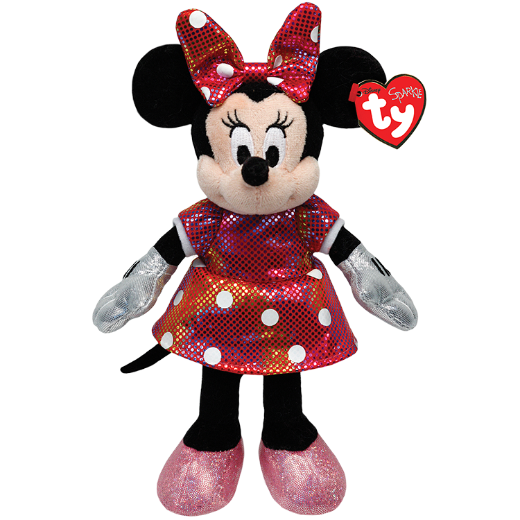 Minnie Mouse - Rainbow Sparkle Medium