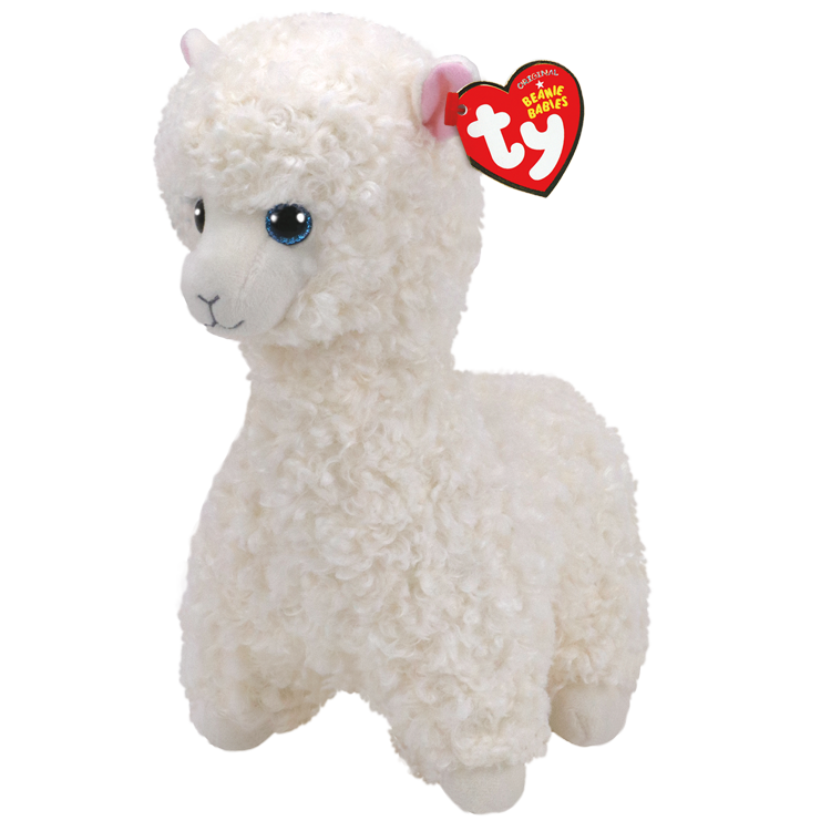 Lily - Cream Llama Medium