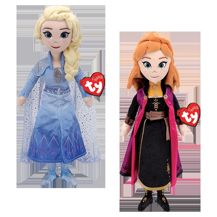 Anna and Elsa Frozen Bundle - Disney Princesses