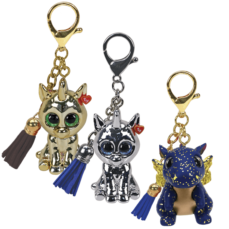 Treasure Friends - Mini Boos Clip Bundle