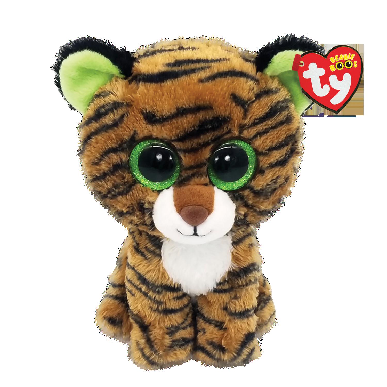 Tiggy - Brown Striped Tiger
