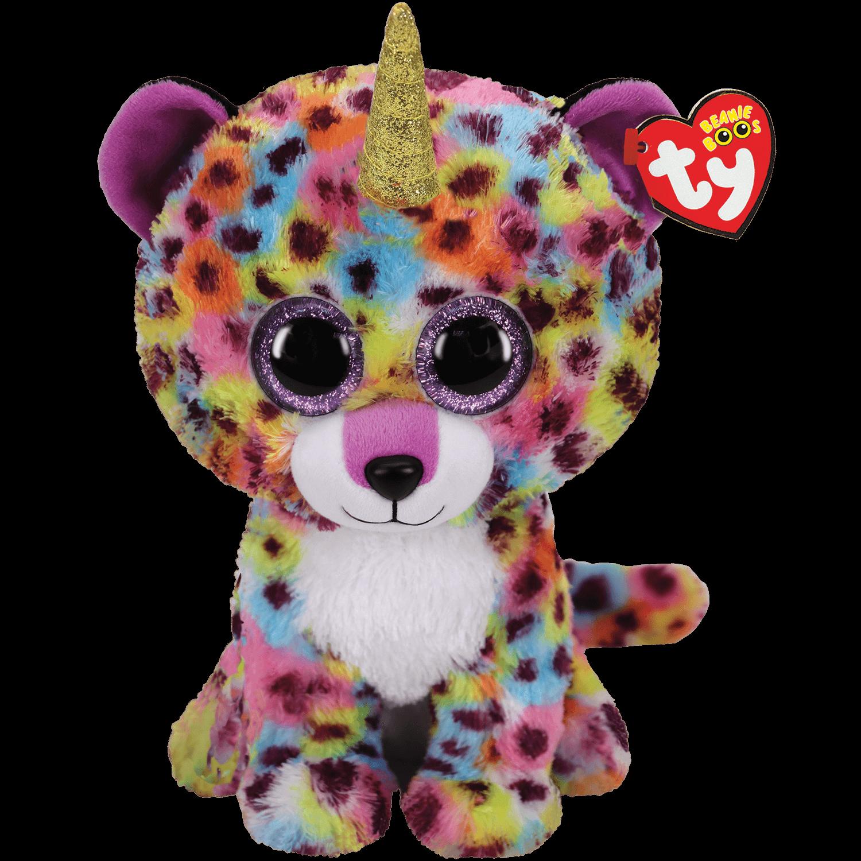 Giselle - Leopard With Horn Medium