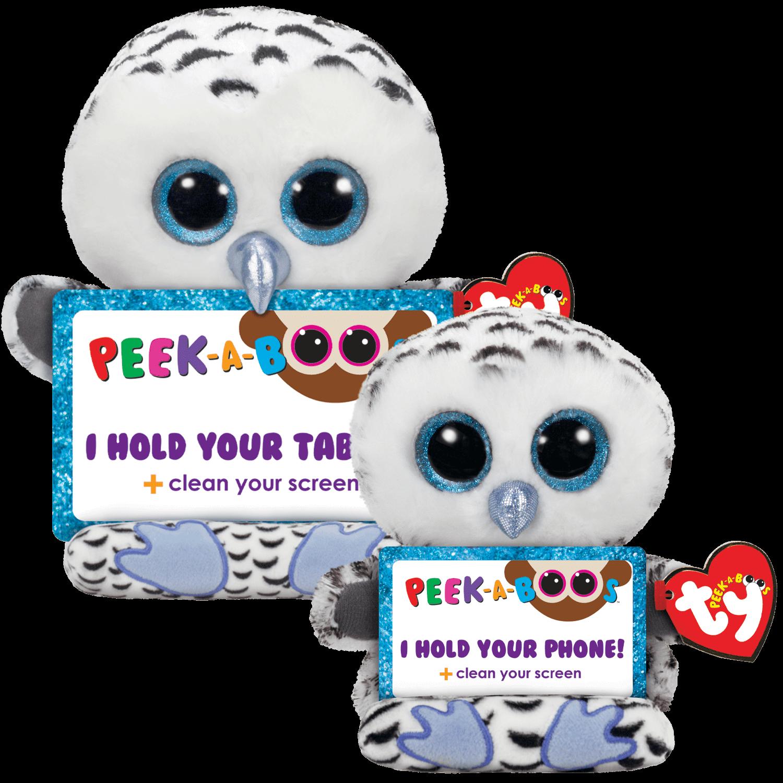 Owl Peek A Boo Duo - null