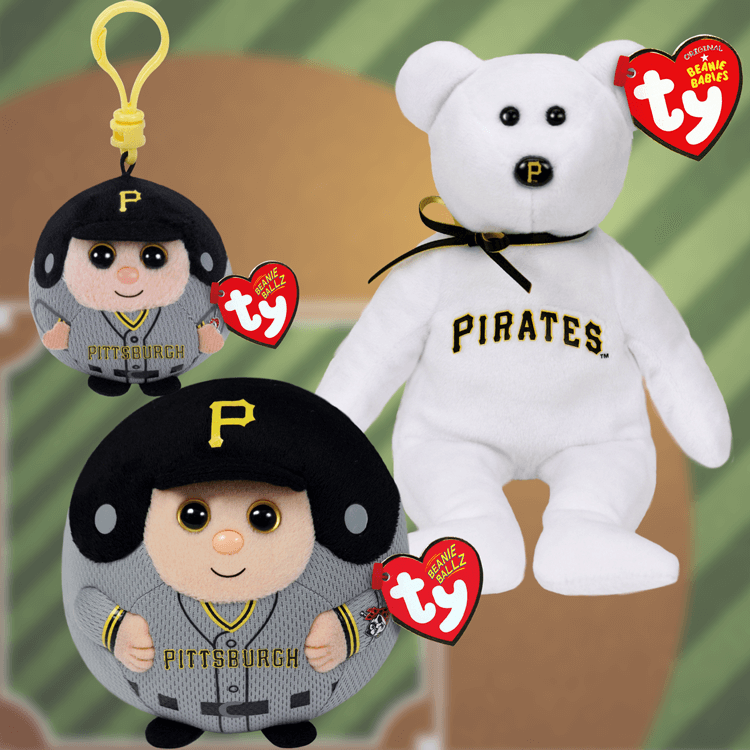 Pittsburgh Pirates MLB - Triple Play Bundle