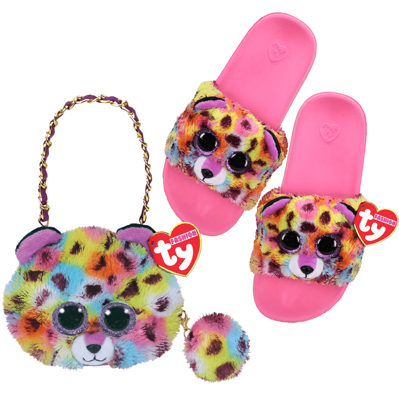 Giselle Fashion Bundle - Mini Purse And Slides
